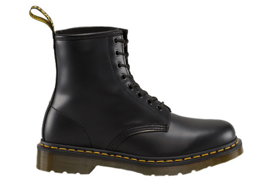 BUTY DR. MARTENS MARTENSY GLANY 1460 BLACK SMOOTH