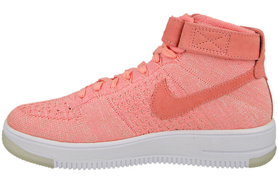 BUTY NIKE AIR FORCE 1 FLYKNIT 818018 802