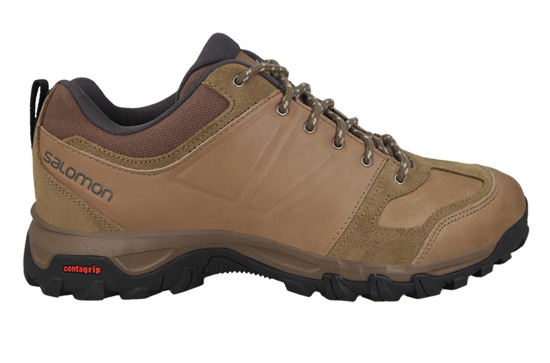 BUTY SALOMON EVASION TRAVEL LEATHER 381443