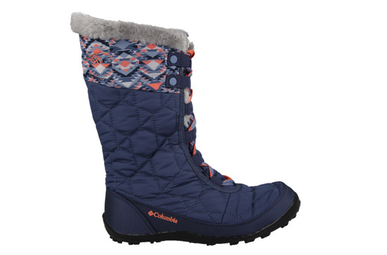 BUTY ŚNIEGOWCE COLUMBIA YOUTH MINX MID BY1336 478