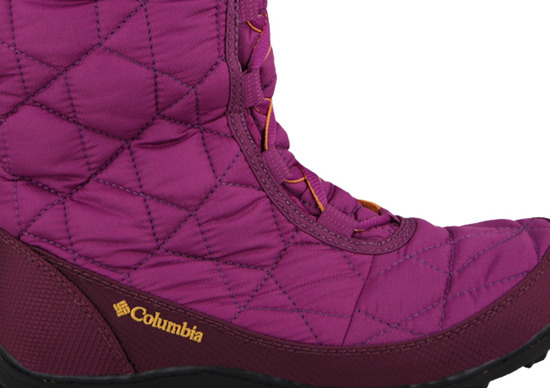 BUTY ŚNIEGOWCE COLUMBIA YOUTH MINX MID BY1336 519