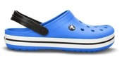CROCS CROCBAND 11016 BLUE/BLACK-20%
