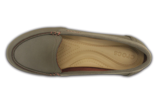 BOTY CROCS COLORLITE CUTE LOAFER PEWTER 202001