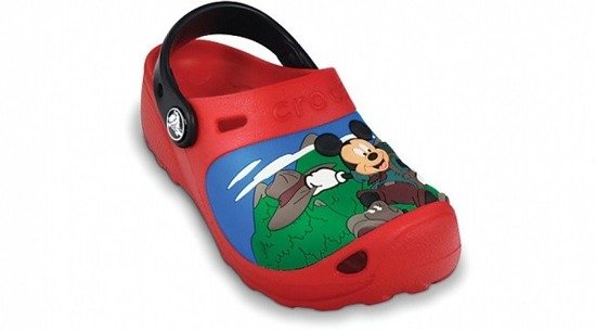 CROCS Mickey Mouse Clog 11154