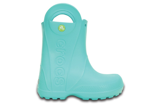 KALOSZE CROCS HANDLE RAIN BOOT KIDS 12803