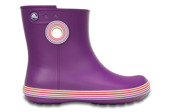 KALOSZE CROCS JAUNT GRAPHIC SHORTY 202317 AMETHYST/PURPLE