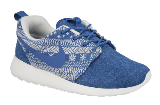 WOMEN'S SHOES  NIKE ROSHE ONE WINTER BRIGADE BLUE 685286 441
