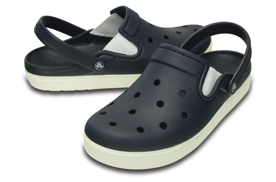 CROCS SHOES FLIP-FLOPS CITILANE CLOG NAVY 201831