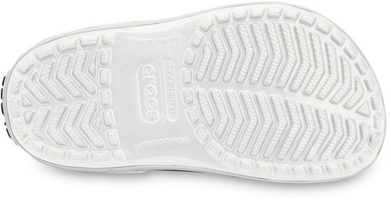 CROCS SHOES FLIP-FLOPS CROCBAND KIDS 10998 WHITE
