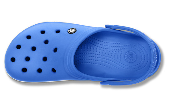 CROCS SHOES FLIP-FLOPS CROCBAND X CLOG 14433 BLUE