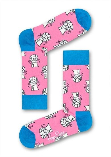 HAPPY SOCKS 3-PACK XAS08 6000