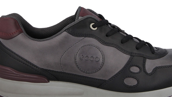 MEN'S SHOES ECCO CASUAL SNEAKERS 14 538594 55869
