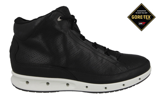 MEN'S SHOES ECCO COOL GORE TEX YAK 831324 01001