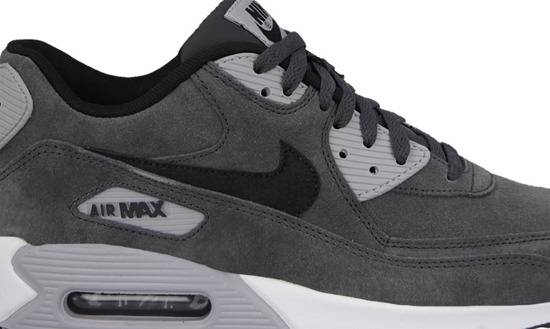 MEN'S SHOES  NIKE AIR MAX 90 LEATHER 652980 012