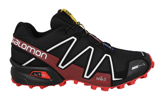 MEN'S SHOES SALOMON SPIKECROSS 3 383154