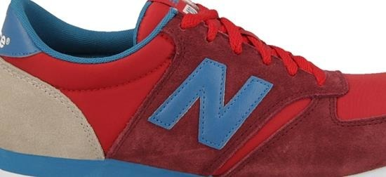 WOMAN'S SHOES LIFESTYLE NEW BALANCE U420SRB