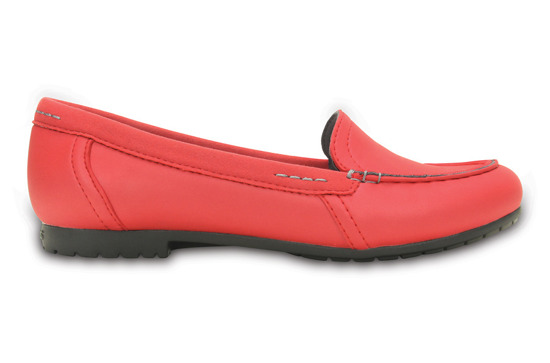 WOMEN'S SHOES CROCS  BALLERINA COLORLITE CUTE LOAFER PEPPER 202001