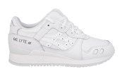 MEN'S SHOES ASICS GEL-LYTE III BLACK WHITE PACK H534L 0101