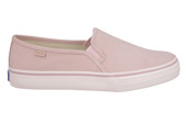 WOMEN'S SHOES KEDS DOUBLE DECKER WASHED LEATHER WH54679
