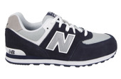 WOMEN'S SHOES NEW BALANCE KL574NWG