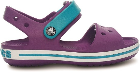 CHILDREN'S SHOES SANDALS CROCS 12836