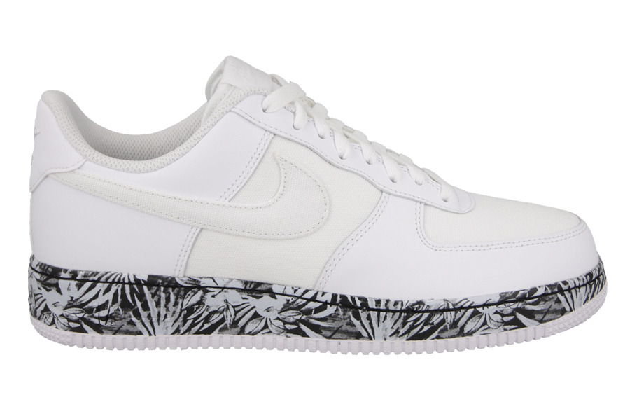 BUTY NIKE AIR FORCE 1 LOW 820266 100 szary yessport.pl