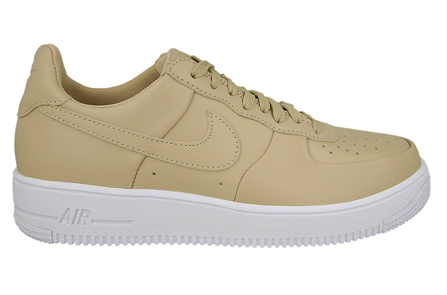 buy online 942c3 8107a BUTY NIKE AIR FORCE 1 ULTRAFORCE LEATHER 845052 200 BEŻOWY/KREMOWY ...