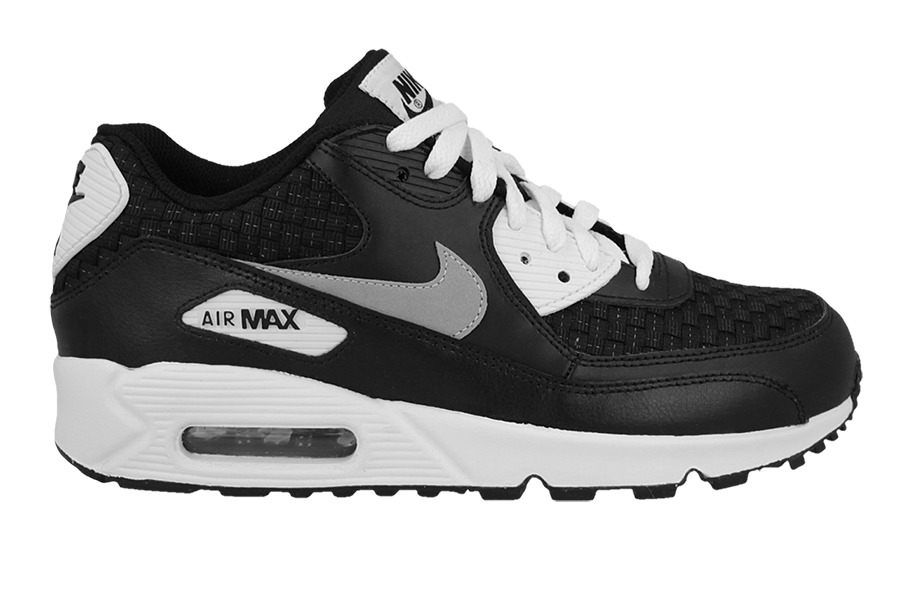 competitive price d970f ccf02 BUTY NIKE AIR MAX 90 PREMIUM MESH (GS) 724882 101 ...