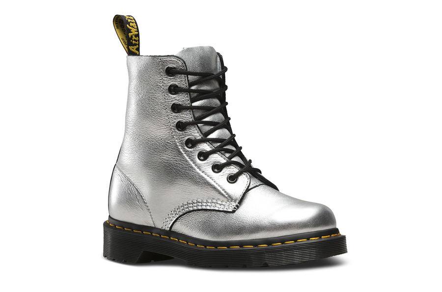 Dr Martens Pascal Metal Silver 22502040