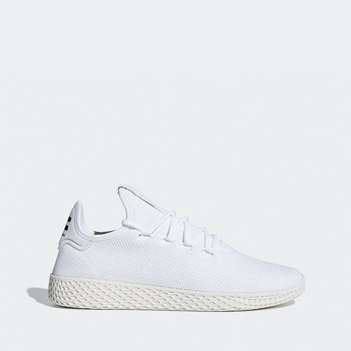 8884dcf7371 Buty adidas Originals Pharrell Williams Tennis B41792 BIAŁY - Opinie ...