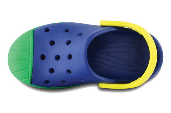 BUTY CROCS BUMP IT CLOG 202282 BLUE JEAN