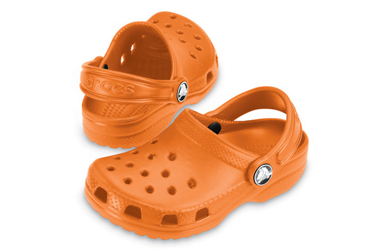 BUTY CROCS CLASSIC KIDS 10006 ORANGE