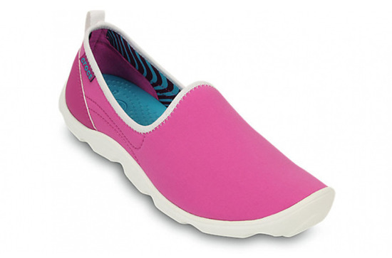 BUTY CROCS DUET BUSY DAY 14698 VIOLET