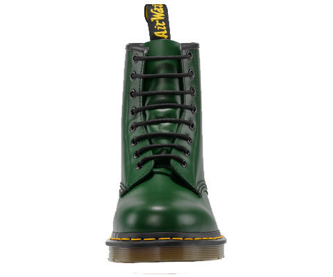 BUTY DR. MARTENS GLANY 1460 GREEN SMOOTH