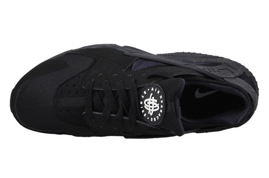 BUTY NIKE AIR HUARACHE TRIPLE BLACK 318429 003