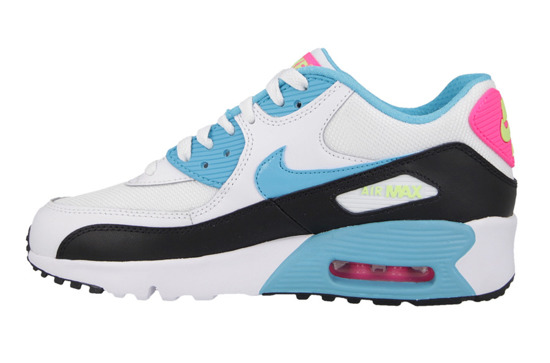BUTY NIKE AIR MAX 90 MESH (GS) 833340 104