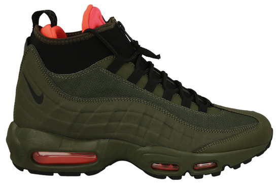 BUTY NIKE AIR MAX 95 SNEAKERBOOT 806809 300