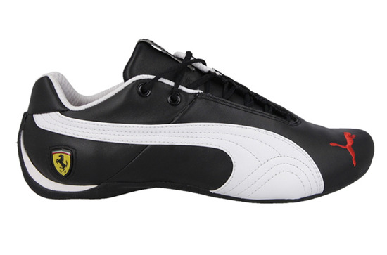 BUTY PUMA FUTURE CAT LEATHER SF FERRARI 305470 02