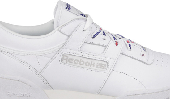 BUTY REEBOK WORKOUT LO CLEAN 1895 AQ9976