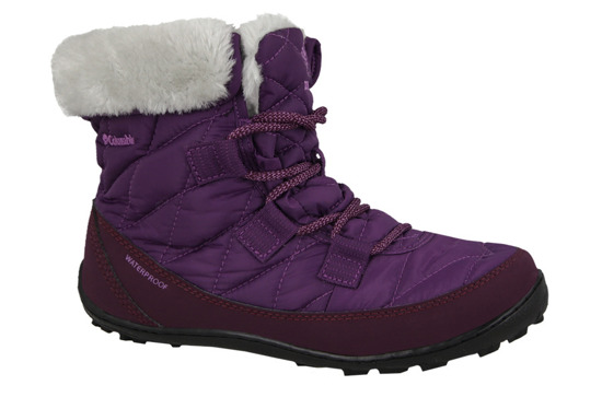 BUTY ŚNIEGOWCE COLUMBIA YOUTH  BY1334 592