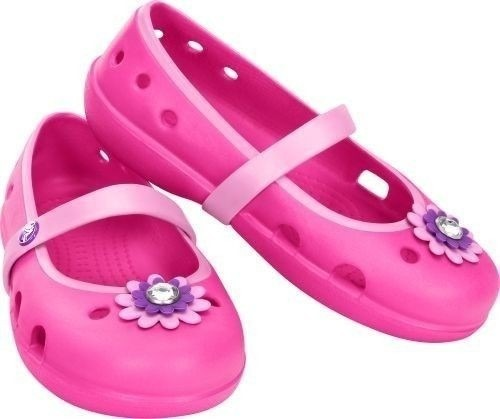 Balerinki CROCS Keeley 15399 MAGENTA