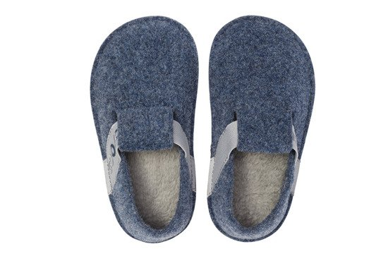 Buty Crocs Classic Slipper Kids 205349 NAVY