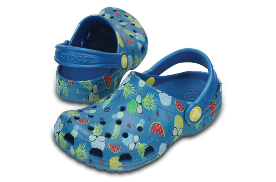 KLAPKI CROCS CLASSIC SUMMER FUN 202623