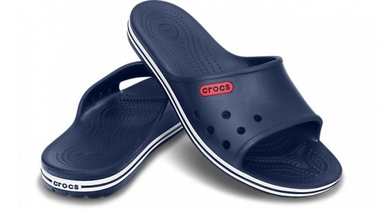 KLAPKI CROCS CROCBAND SLIDE LOW 15692 NAVY