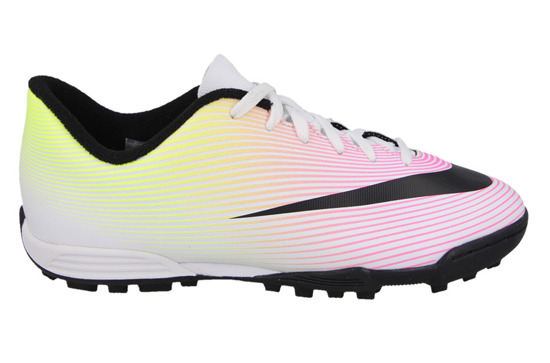 TURFY NIKE MERCURIAL VORTEX JR 651644 107